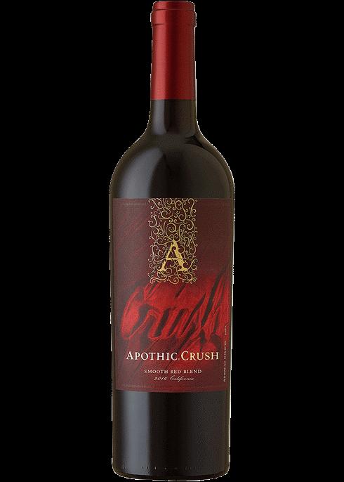 Apothic Crush Wine Myrtle Beach SC