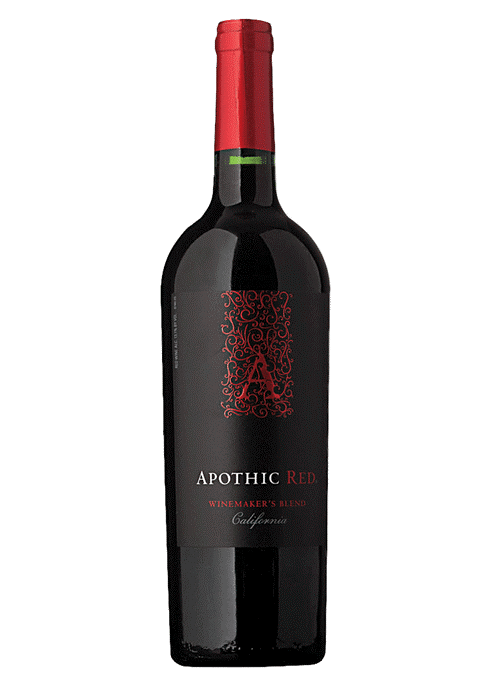 Apothic Red Wine Myrtle Beach SC