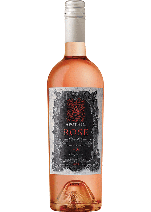 Apothic Rose Wine Myrtle Beach SC