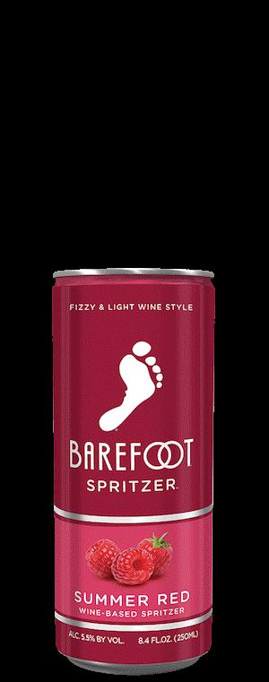 Barefoot Raspberry Wine Spritzer Myrtle Beach SC
