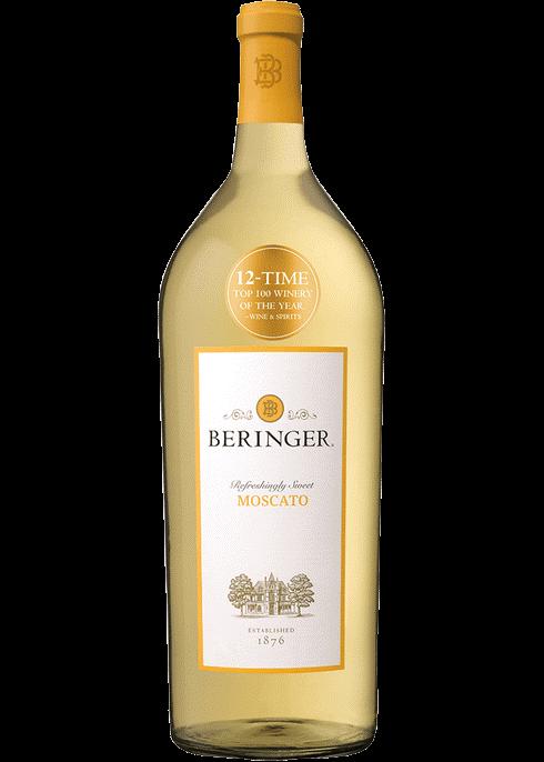 Beringer Moscato Wine Myrtle Beach SC