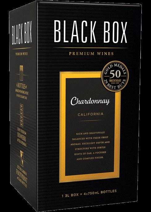 Black Box Chardonnay Wine Myrtle Beach SC